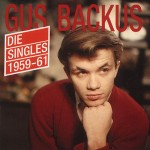 CD - Gus Backus - Die Singles 1959-61