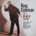 LP - King Coleman - It's Dance Time