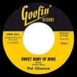 Single - Fat Chance - Sweet Baby Of Mine; Hands Off