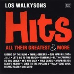 LP - Los Walkysons - Hits, All Their Greatest And More