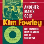 LP - Kim Fowley - Another Man's Gold