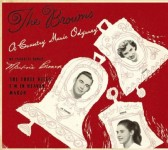 CD - Browns - A Country Music Odyssey