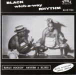 CD - VA - Black Which-A-Way Rhythm