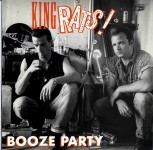 LP - King Rats - Booze Party